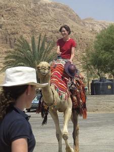 Kamelreiten Qumram